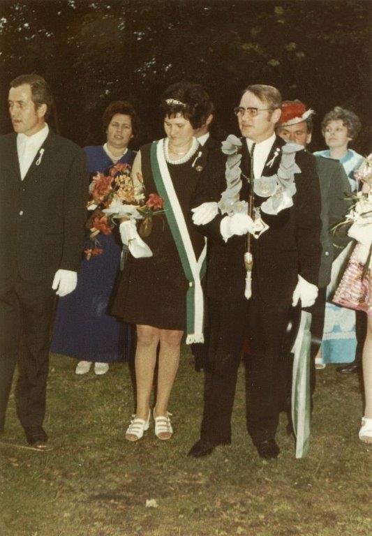 1972: Karl Schmidt und Mathilde Horstmann